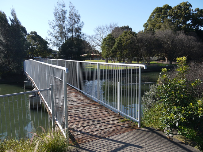 timbrell park, inner west, five dock, parks