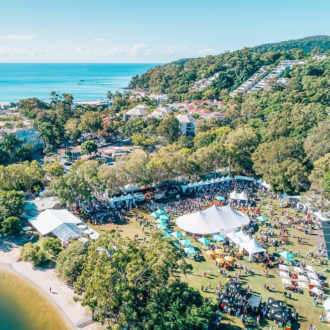 Top Queensland Food Festivals, 2019, foodies rejoice, 20th South Burnett Wine and Food in the Park, Kingaroy, Feast of the Senses, Innisfail, Tropical North QLD, Noosa Food and Wine Festival, Grazing the Granite Belt, Stanthorpe, Southern QLD Country, Paniyiri Greek Festival, Brisbane, Hampton Festival, Port Douglas Carnivale, Tropical North QLD, Goomeri Pumpkin Festival, Gold Coast Food and Wine Festival, Relish Food and Wine Festival, Maryborough, Fraser Coast, Scenic Rim Eat Local Week, Regional Flavours, Brisbane, The Curated Plate - Culinary Festival, Sunshine Coast, Hervey Bay Seafood Festival, food connoisseurs, not-to-be-missed adventures in taste