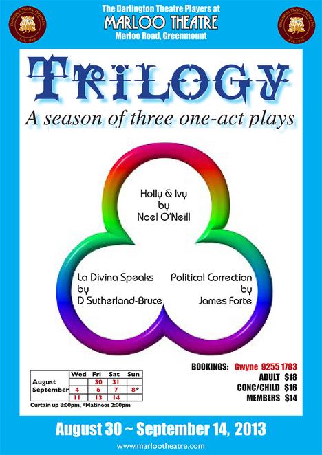 Trilogy, Marloo Theatre