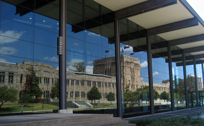 There are many reasons to visit the University of Queensland