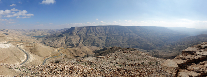wadi mujib, grand canyon, jordan, middle east, desert valley