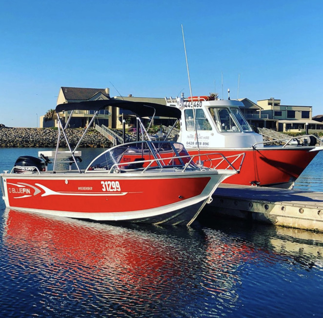 B.A. Boat Hire Boats Available