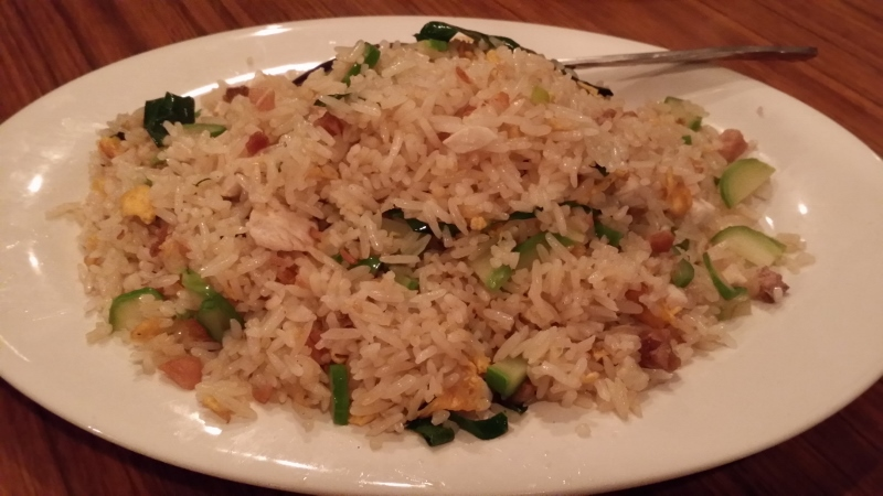 Bac lieu vietnamese and thai cuisine adelaide for Fish fried rice
