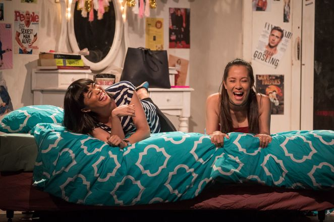 Belvoir St Theatre, Single Asian female, Play, theatre, theatre review, lilbusgirl, weekendnotes, fun things to do, datenight, Sydney theatre, Arts and culture, Michelle Law