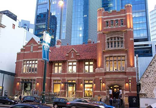 Black swan prize for portraiture and heritage perth for 137 st georges terrace perth