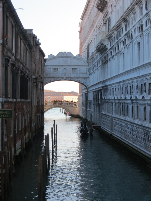 bridge, sighs, venice
