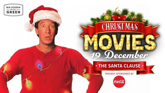 Christmas Movies Trackside, Big Screen on the Green, Coca Cola, Eagle Farm Racecourse, ELF, general admission, gold coin donation, picnic rugs, bean bags, Brisbane Racing Club Food Truck, Movie Pack, Kids Christmas Hamper, Aussie Christmas Hamper, Merry Christmas Hamper, Home Alone, The Santa Clause, The Muppet Christmas Carol, The Polar Express, five nights of Christmas entertainment, face painting, Christmas Carols, visit from Santa