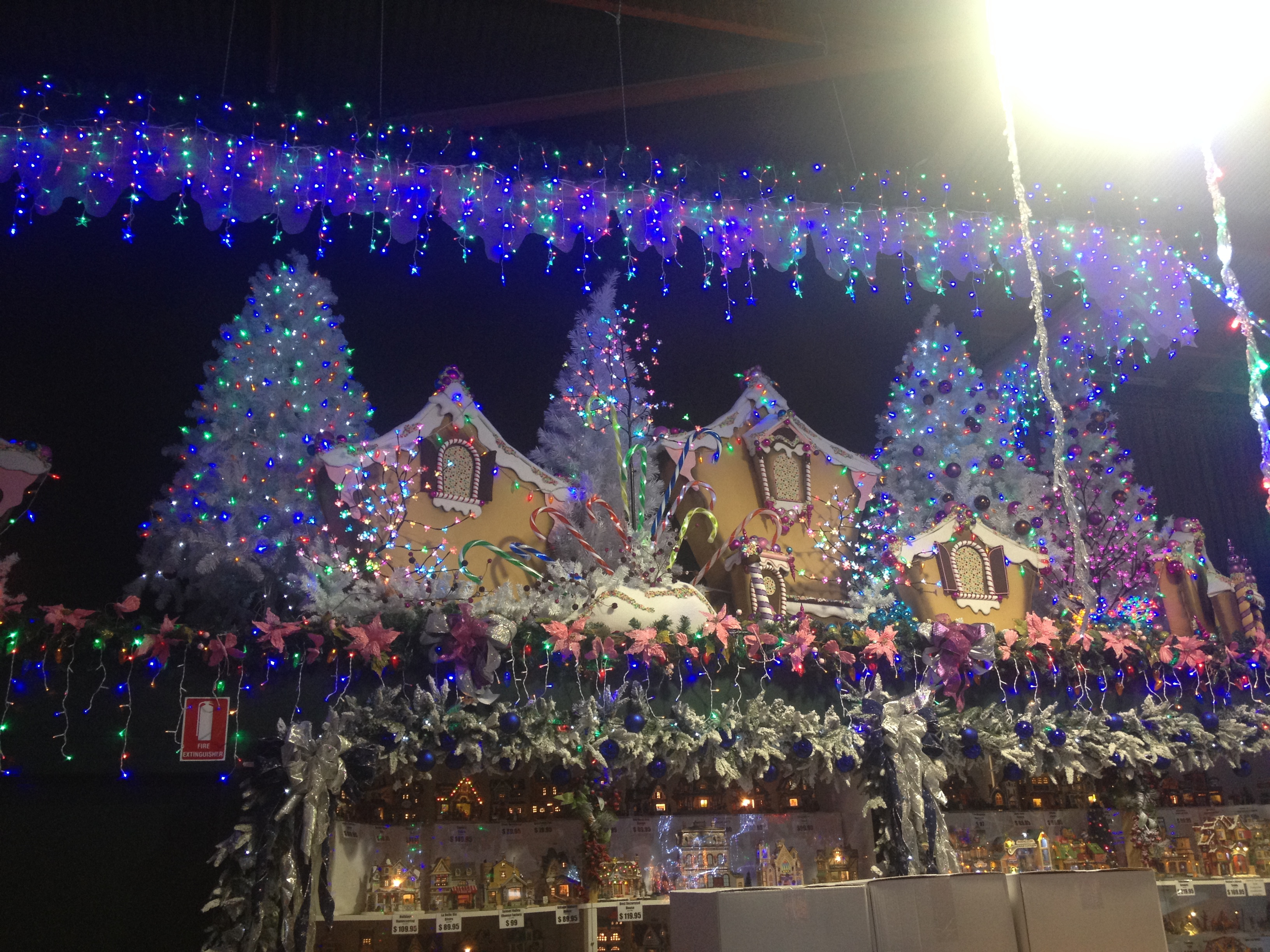 lights lights and more lights - Best Way To Store Christmas Lights