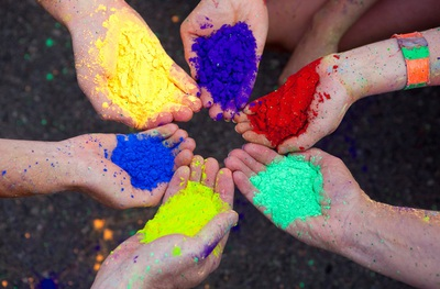 Image Courtesy of the Swisse Color Run website