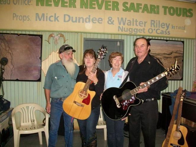 The Walkabout Creek Owners with Lin Chandler