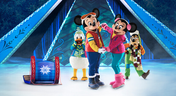 disney on ice frozen tickets perth