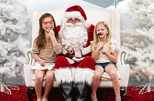 Domayne, Fyshwick, santa photos, ACT, 2017, popular Places, free santa photos,
