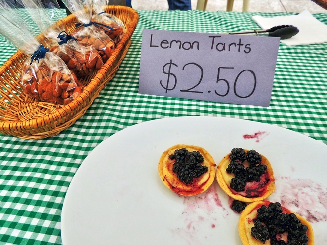farmers markets, food markets, organic food, market in adelaide, growers market, urrbrae barn market, urrbrae agricultural high, market stalls, lemon tart