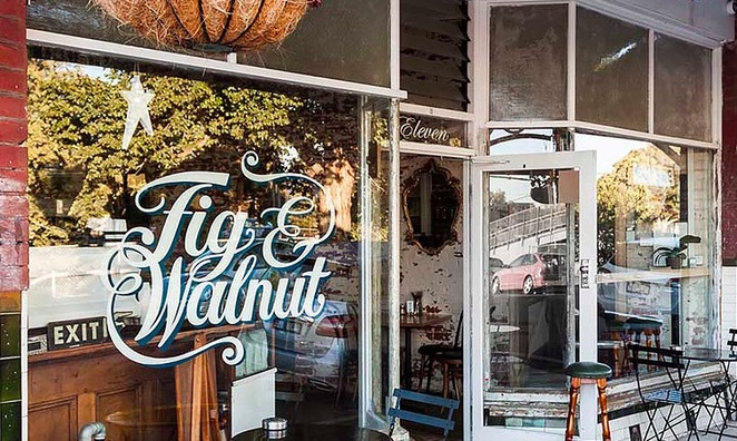 Fig and Walnut Cafe Seddon Coffee