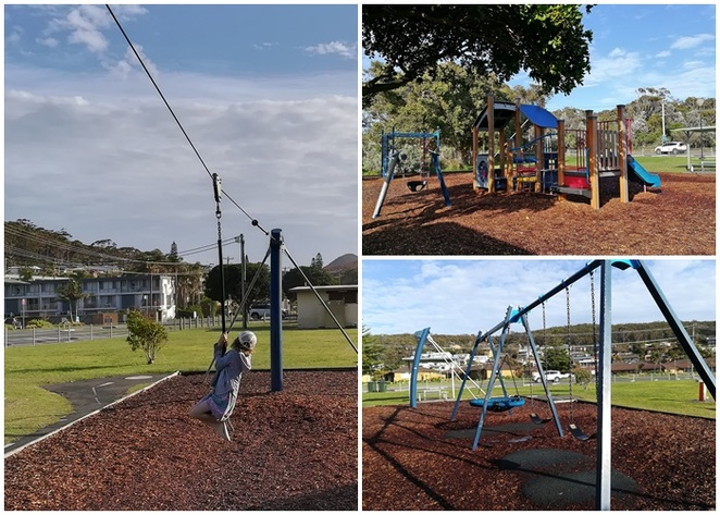 fingal bay playground, nelson bay, shoal bay, NSW, port stephens, parks, picnic areas, bike tracks, kids, children, families, family, beaches, things to do at fingal bay, playgrounds in port stephens, best playgrounds, best parks, coffee,
