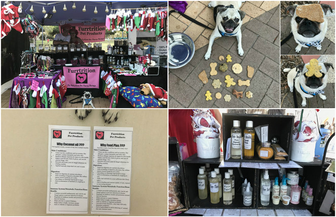 furrtrition, bayside, markets, dog friendly, pet products