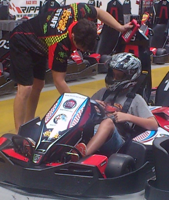 Game Over Indoor Karts