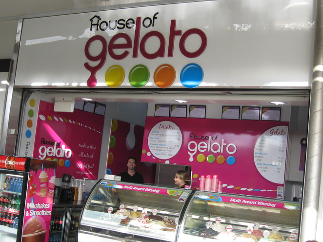 gelato, sunshine coast, queensland