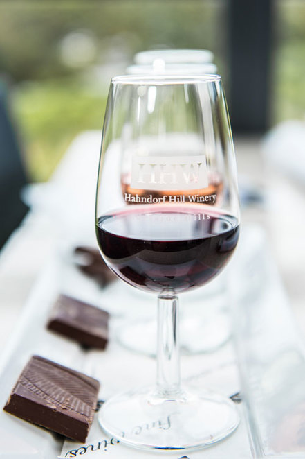 hahndorf hill winery, chocovino experience, romantic food experiences, romantic spots in adelaide