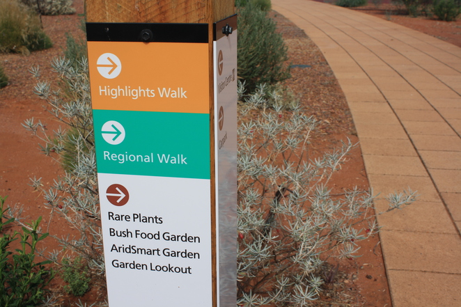 Signposted walks throughout. Photo Jenny Esots