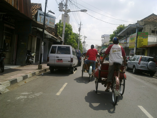 Indonesia, holiday, transportation, traditional