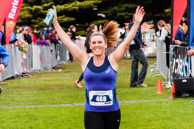 mornington running festival race 2016