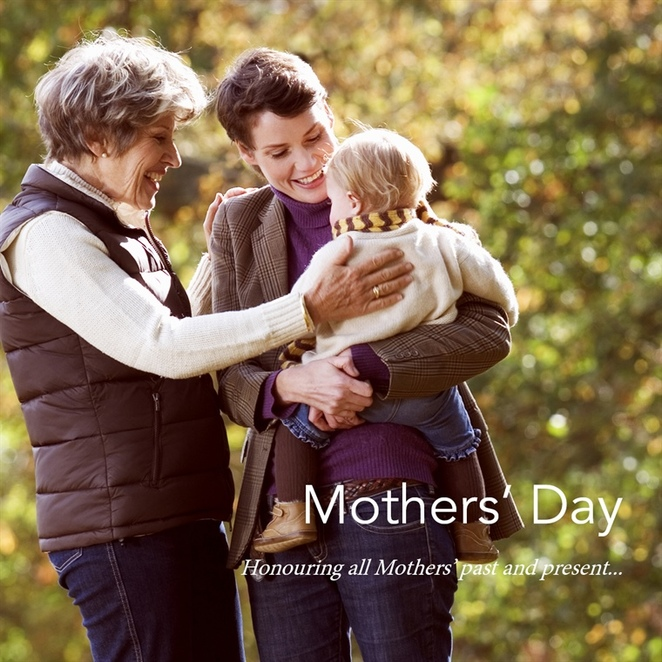 mother's day, service of remembrance, grandmother, significant women, live music, food, coffee