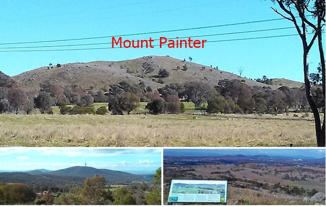 mount painter, canberra, walking trails, bushwalks, walks, canberra nature park, uphill walks, exercise,