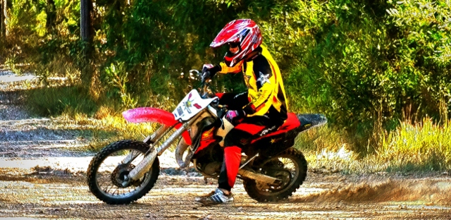 Dirt bike parks in newcastle newcastle for What age do you need a fishing license
