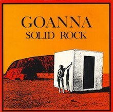 olid rock, goanna, single, cover, music, song, rock, protest