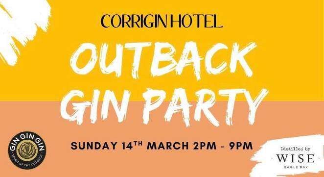 Outback Gin project launch