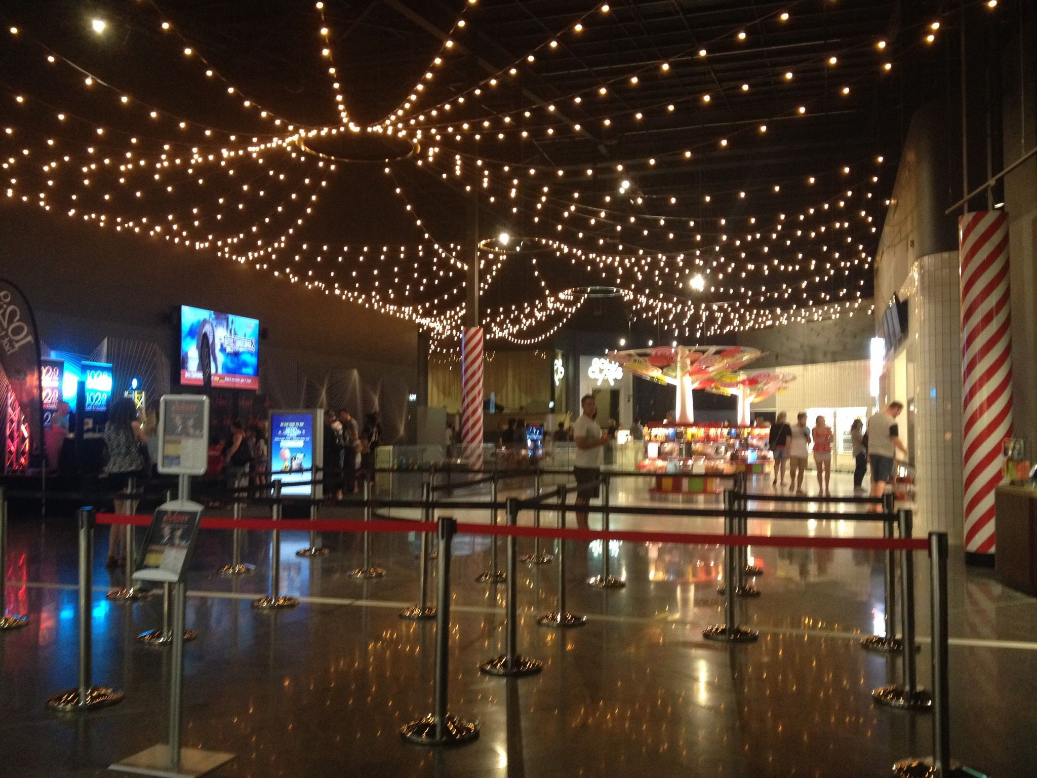 New Event Cinemas At Pacific Fair Gold Coast