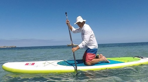 paddle boarding, lessons, experience, all levels, summer