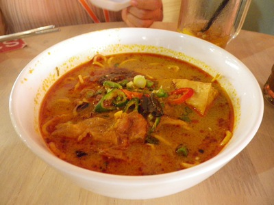 penang curry laksa