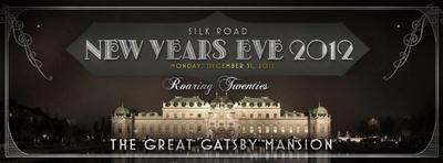 silk road, great gatsby spectacular, NYE