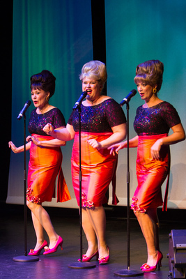 The Fabulous Singlettes at the Opening Gala 2012. Photo by James Thomas.