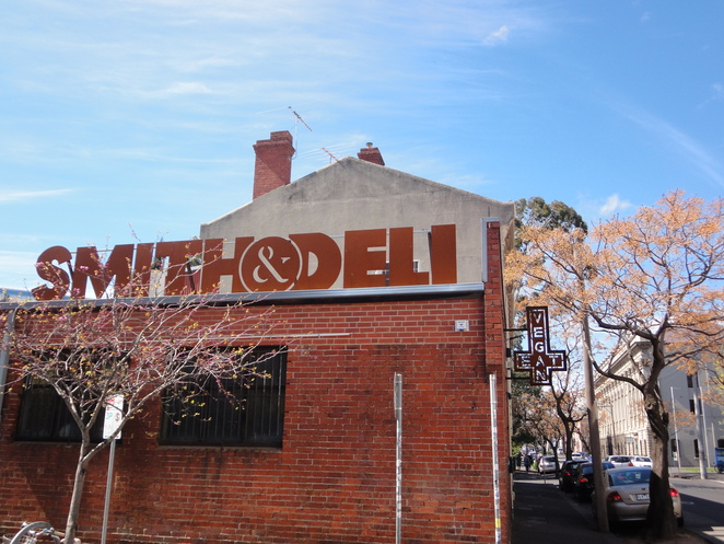 Smith & Deli, vegan, food, sandwiches, Fitzroy, Melbourne, Victoria, Australia