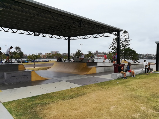 south stockton activity hub, playground, skate park, stockton to queens wharf ferry, NSW, newcastle, best playgrounds in newcastle, stockton,