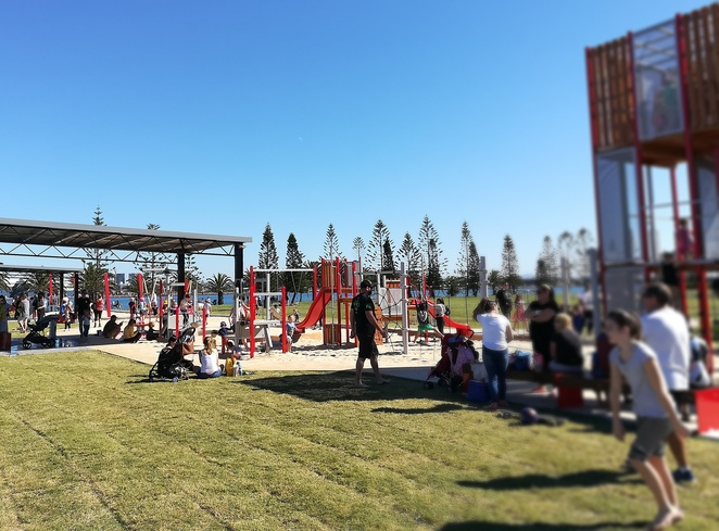stockton playground, stockton ferry, newcastle, queens wharf, playgrounds, newcastle NSW, port stephens, winter activities, things to do, attractions, best parks, best playgrounds, nelson bay area,