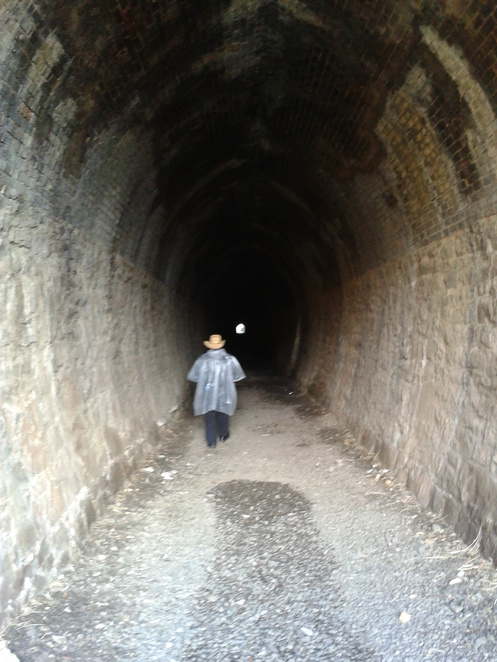 Swan View Tunnel, John Forrest Heritage Trail, Railway Heritage Trail