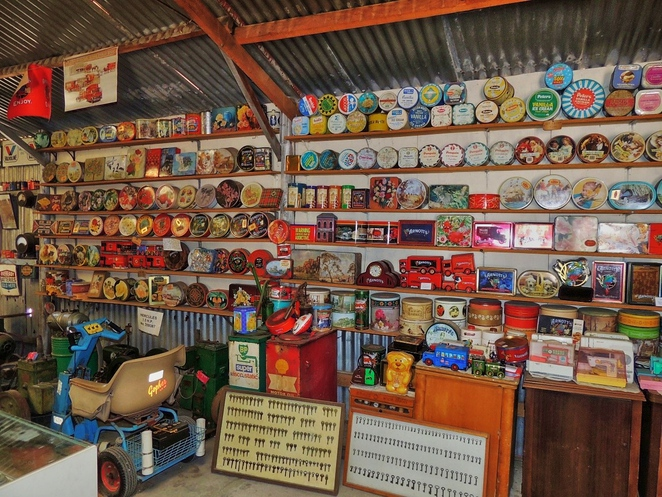 tailem town, ghost adventures, history of south australia, ghost tours, old tailem town, holiday in sa, about south australia, tourism, tailem bend, biscuit tins