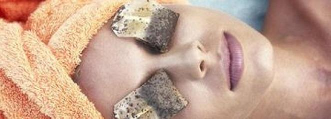 tea bag eyes, tea, tea bag, puffy eyes, unusual uses for tea bags