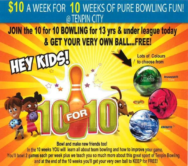tenpin city 10for10