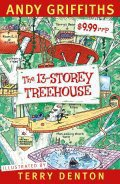 The 26-Storey Treehouse comes to Dunstan Playhouse.
