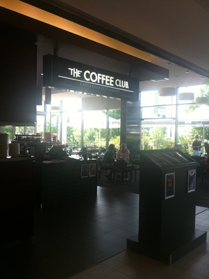 the coffee club norwest