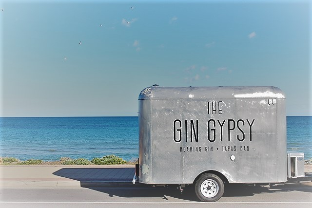 The Gin Gypsy...This is not a mirage