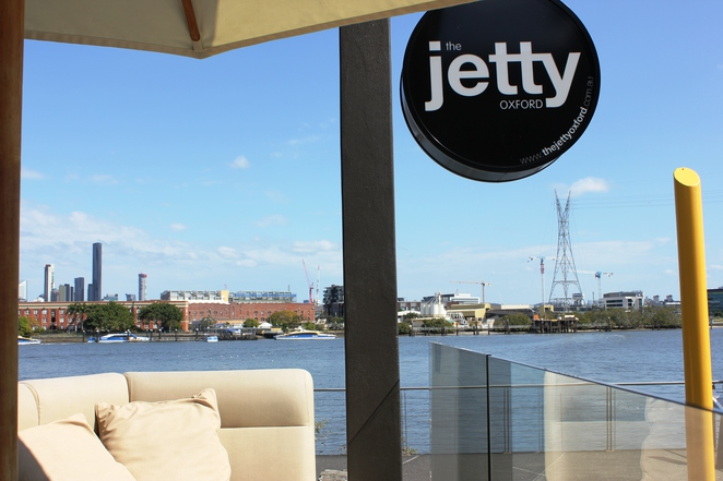The Jetty, Bulimba, Riverfront Cafe, Cafe, river