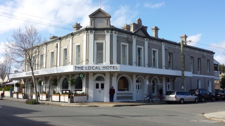 The Local Hotel, South Fremantle, pub