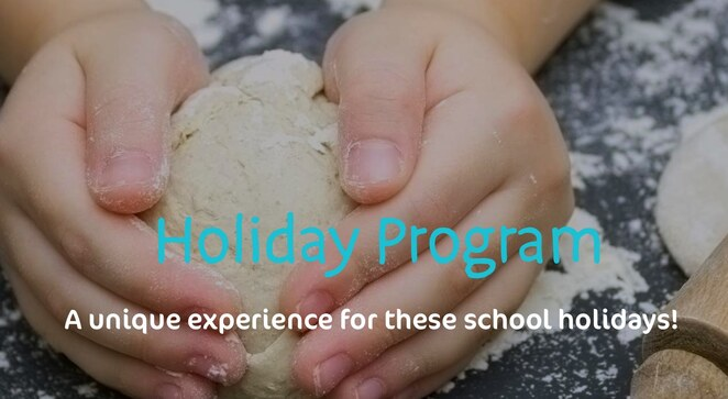 the possum patch, pialligo, cooking classes, whats on, school holidays, 2019, 2020, whats on, things to do, full day, ACt, canberra, kids, children,