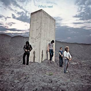 The Who, album, band, Who's Next, music, rock, classic rock